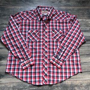 Wrangler American cowboys shirt